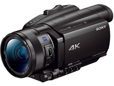 Обзор видеокамеры Sony FDR-AX700