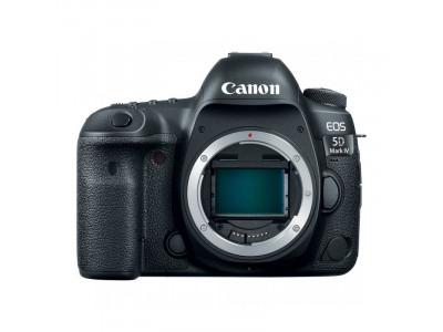 Обзор фотоаппарата Canon 5D Mark IV