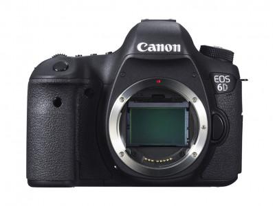 Обзор фотоаппарата Canon 6D Body
