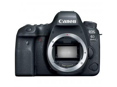 Обзор фотоаппарата Canon 6D Mark II