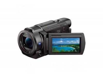 Обзор видеокамеры Sony FDR-AX53