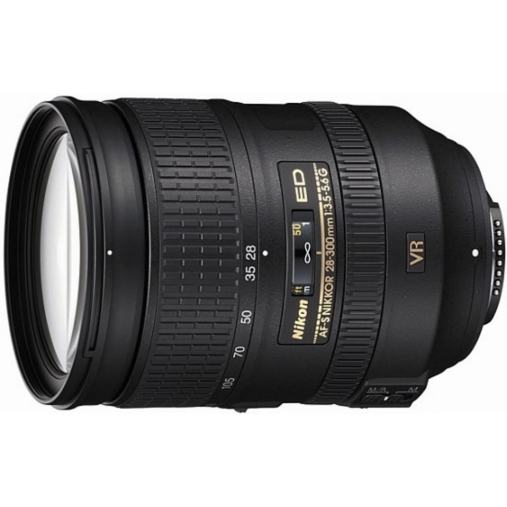 Объектив Nikon 28-300mm f/3.5-5.6G ED VR AF-S