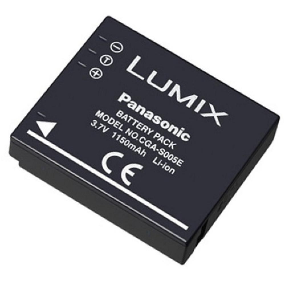 Аккумулятор Panasonic CGA-S005