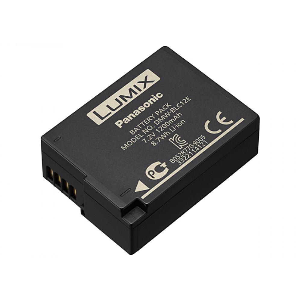 Аккумулятор Panasonic DMW-BLC12E
