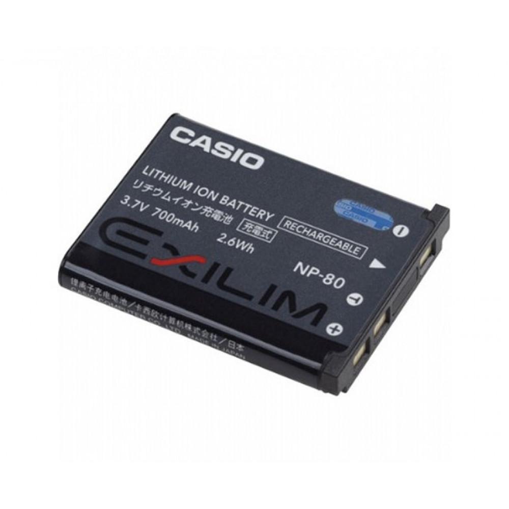 Аккумулятор Casio NP-80