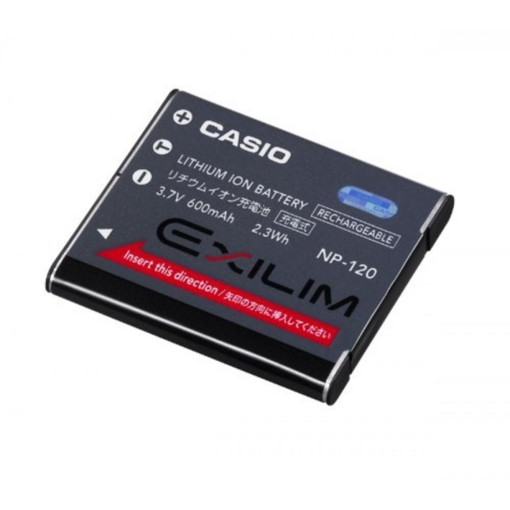 Аккумулятор Casio NP-120