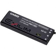 Аккумулятор Casio NP-50