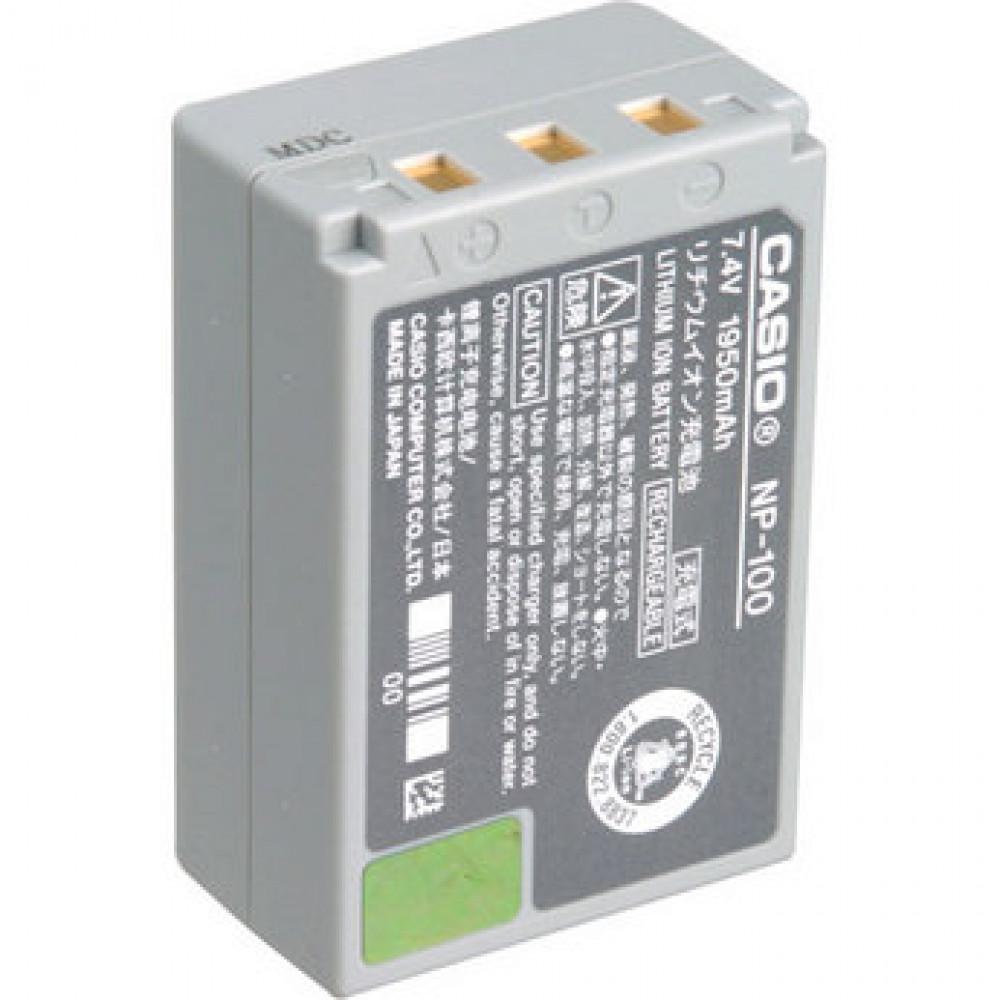 Аккумулятор Casio NP-100