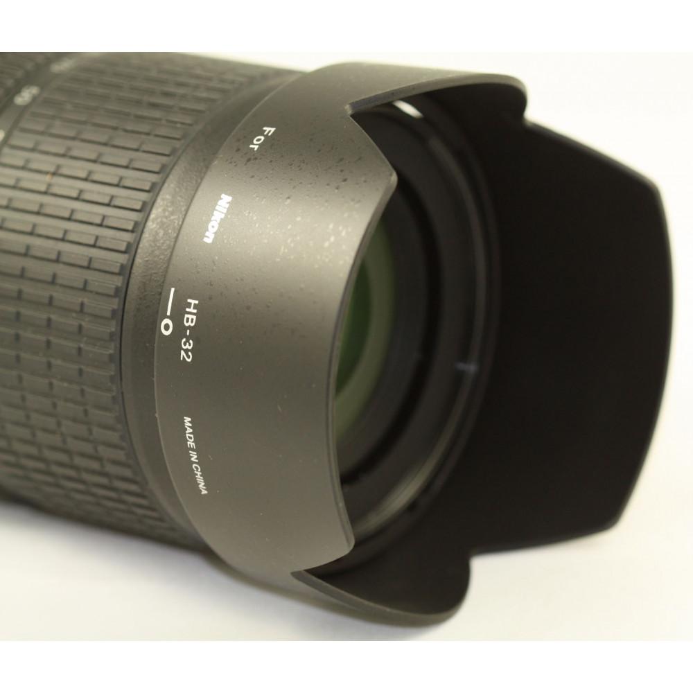 Бленда Nikon HB-32 [18-135mm,18-70mm,18-105mm, 18-140mm]