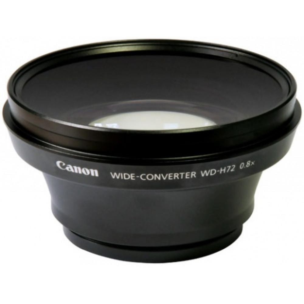 Canon WD-H72  [0.8x Конвертер Широкоугольный]