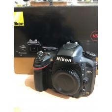 Зеркальная фотокамера Nikon D600 Body б.у