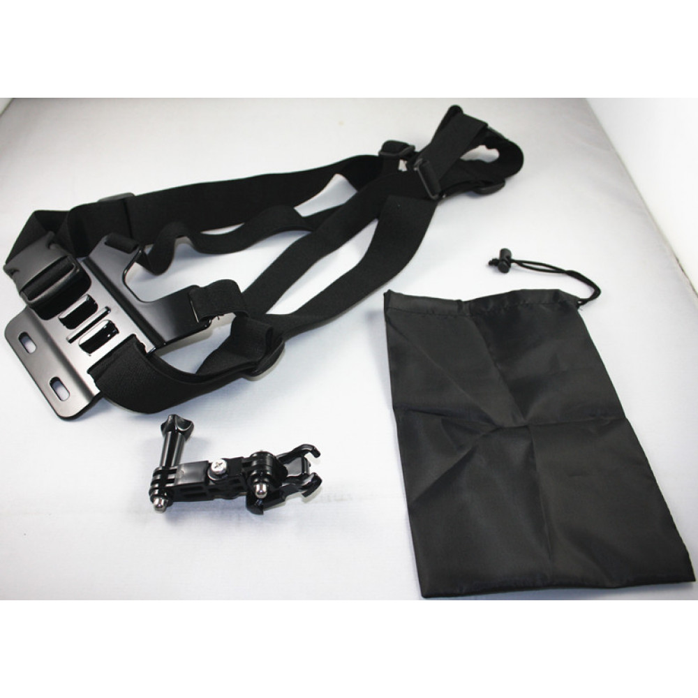 ST-27 Chest Harness Suitable for Экшн-камера  3/2/1, with 3-way adjustment base