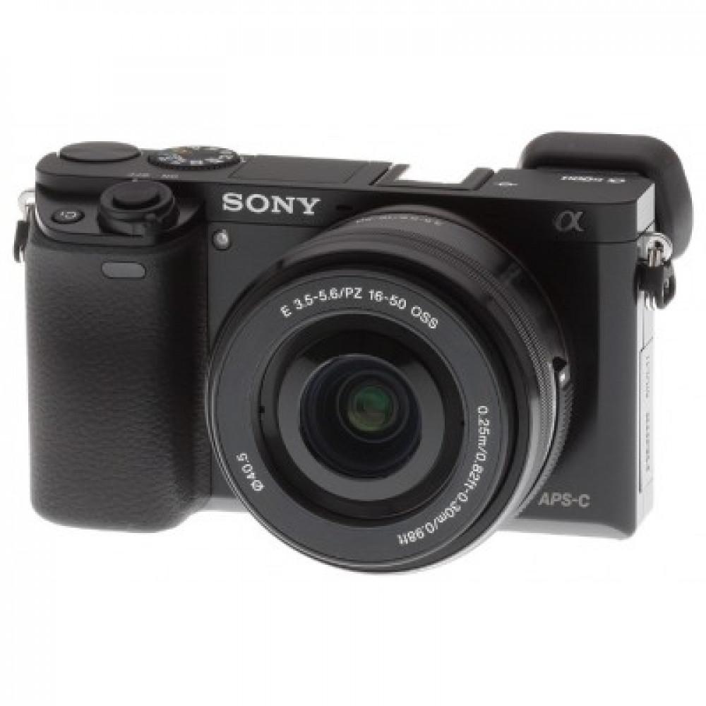 Фотоаппарат Sony Alpha A6000 kit 16-50 (ILCE-6000)