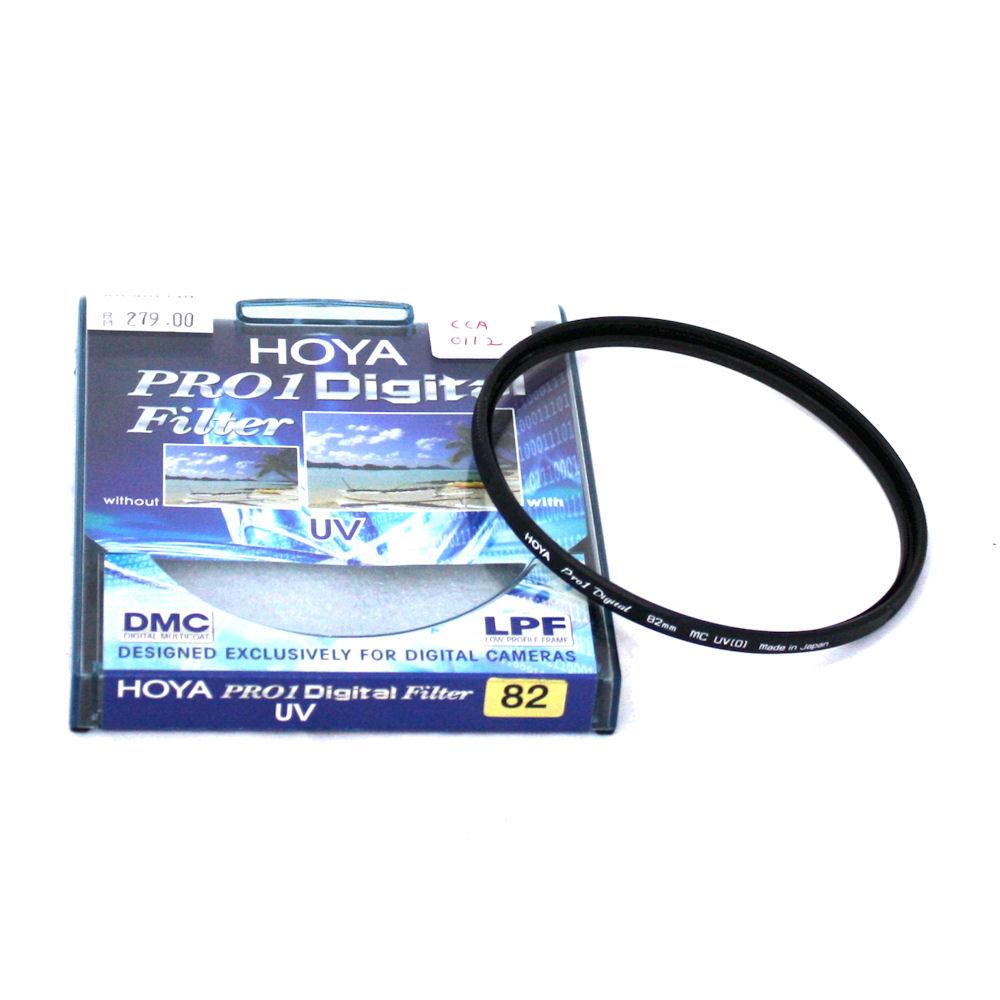 Светофильтр HOYA 82 Pro1 Digital UV [DMC/LPF]