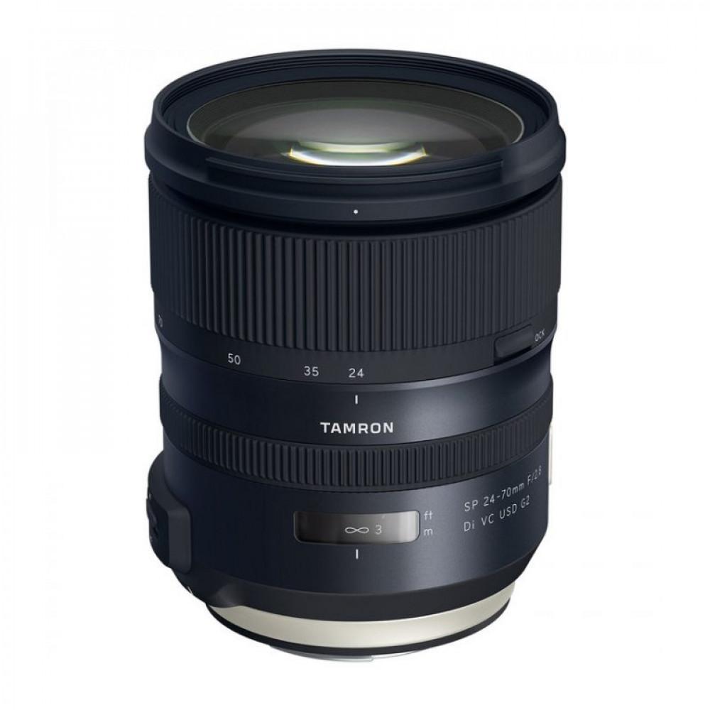 Объектив Tamron SP 24-70mm F/2.8 Di VC USD G2 Canon