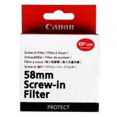 Светофильтр Canon 58mm