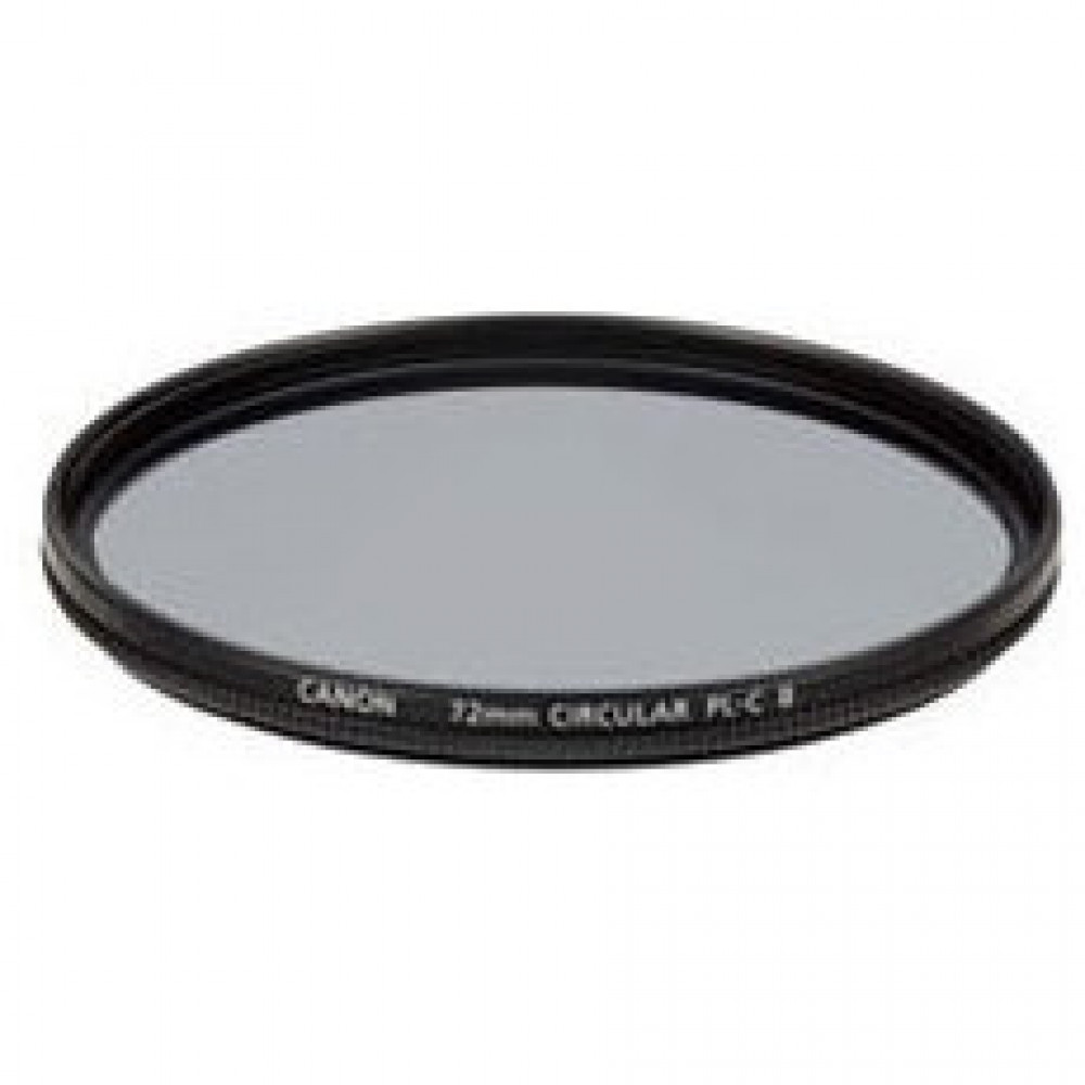 Светофильтр Canon 72mm Circular Polarizer PL-CB