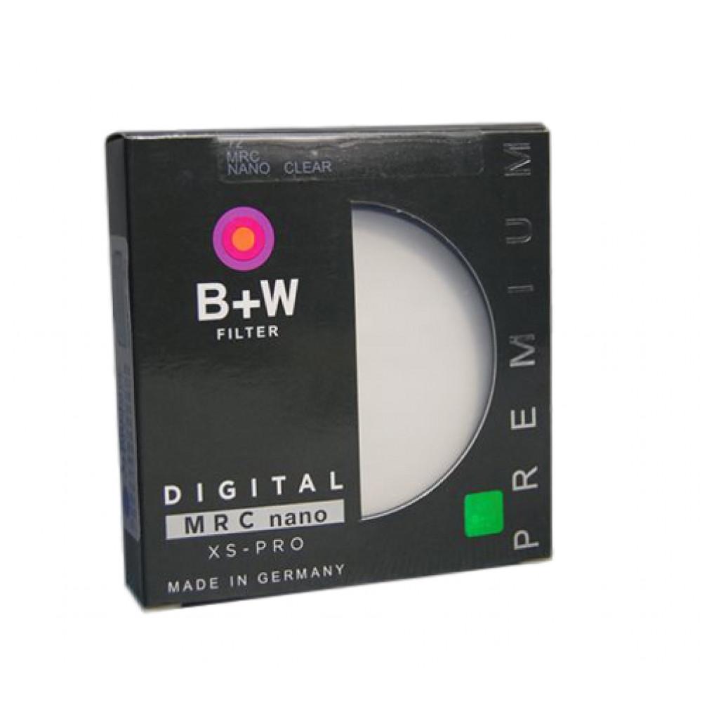 Светофильтр B+W Schneider MRC-Nano Clear 010M XS-PRO Digital 58mm UV