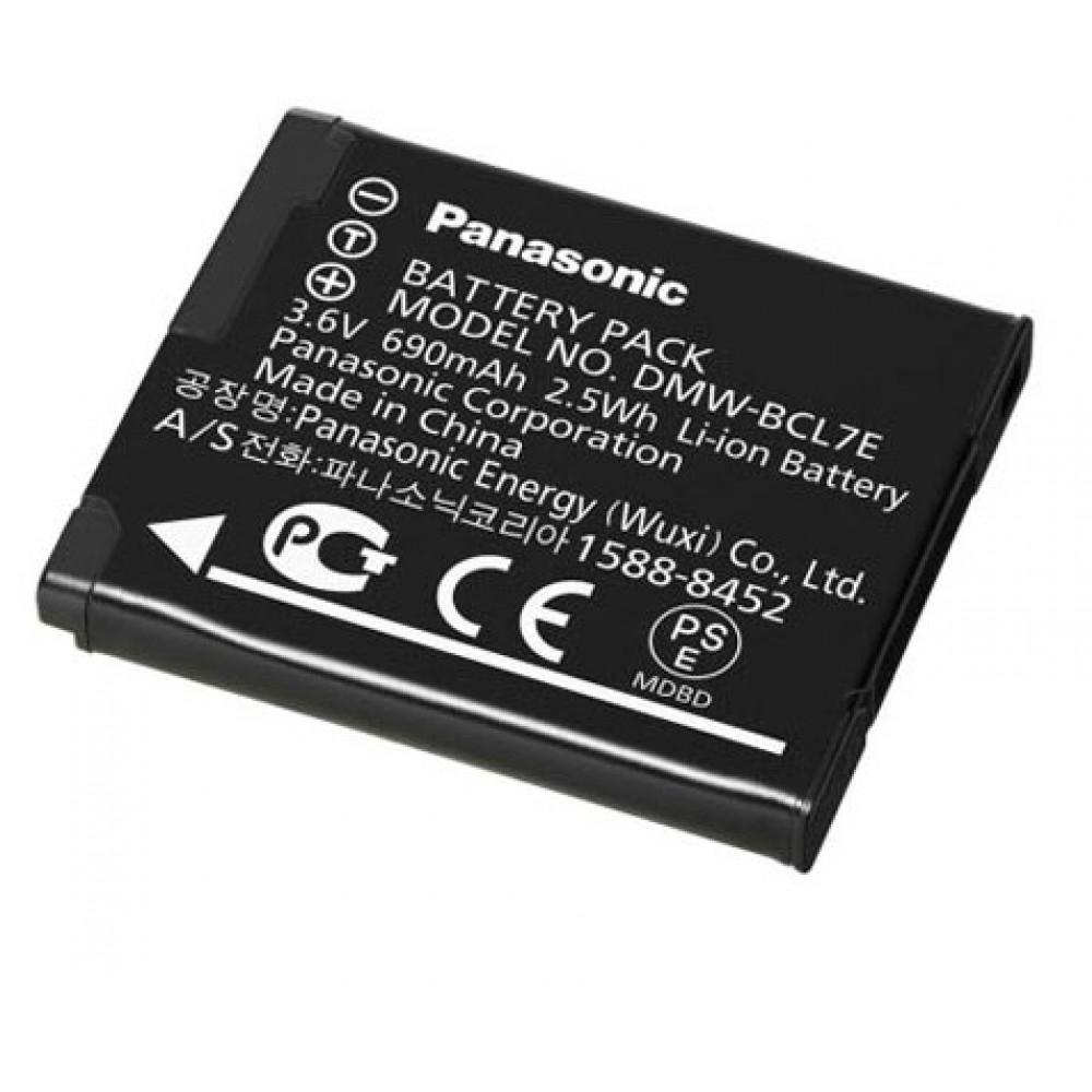 Аккумулятор Panasonic DMW-BCL7