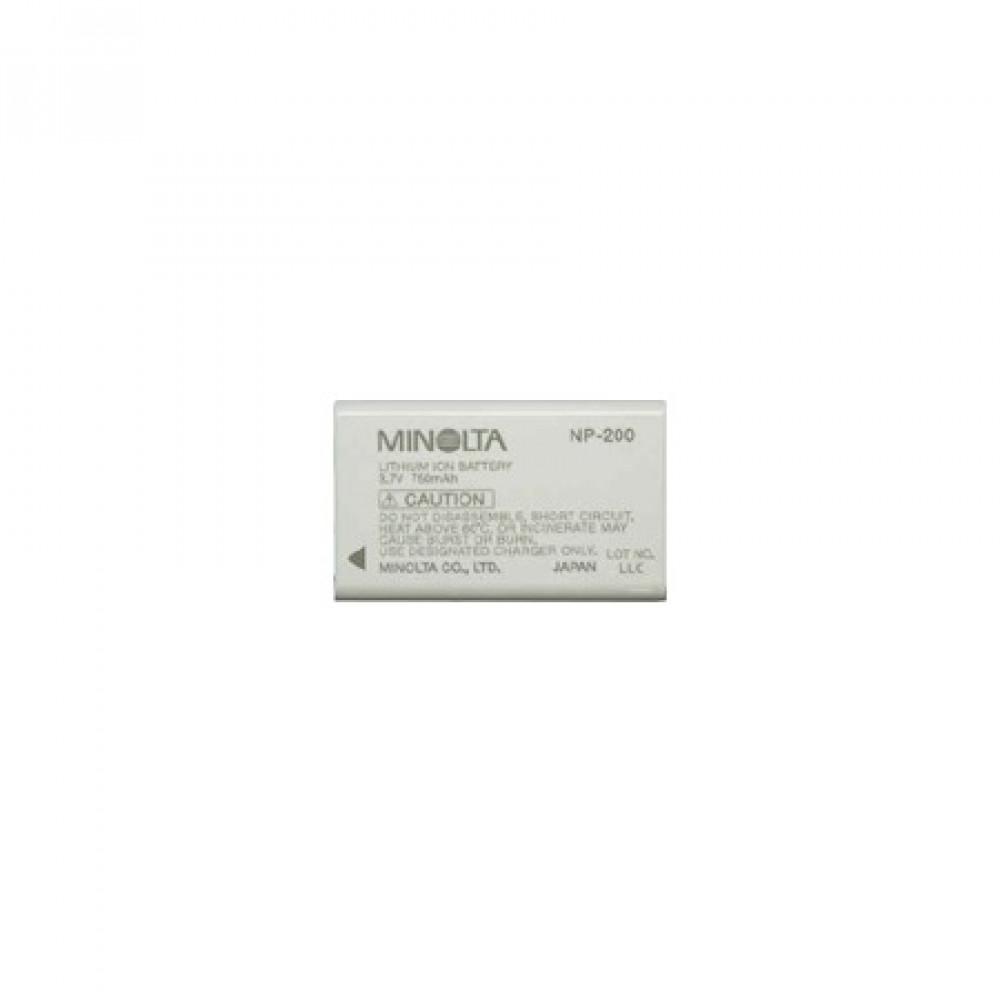 Аккумулятор Minolta NP-200