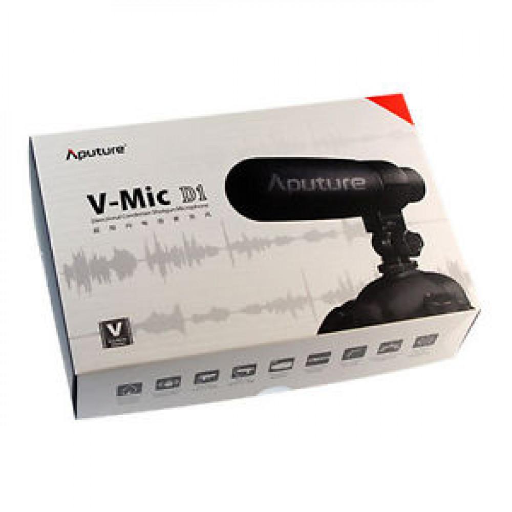Микрофон Aputure V-Mic D1 Directional Condenser Shotgun Microphone