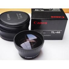 Объектив Конвертер Canon TL-46 mm телеконвертор на 46-52-58