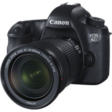 Фотоаппарат Canon EOS 6D Kit 24-105 IS STM