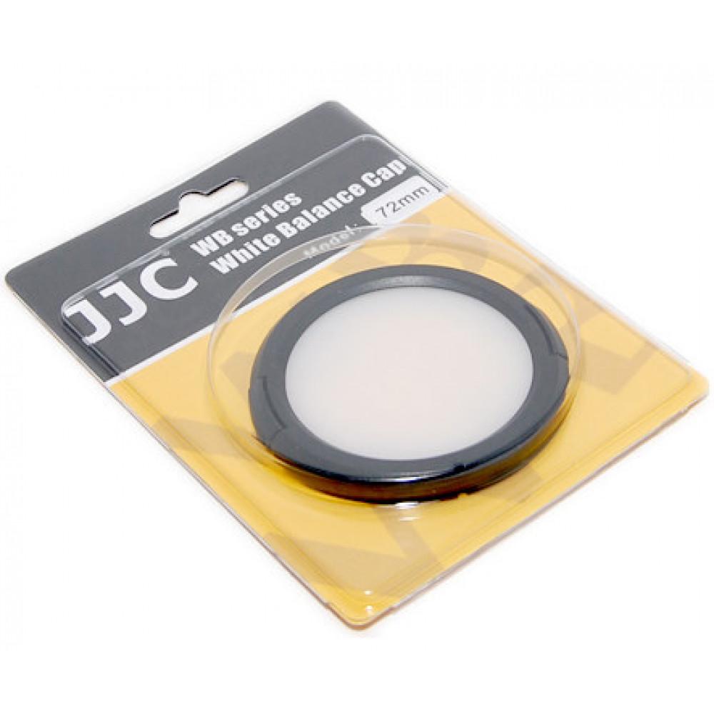 Крышка JJC WB-72 для установки баланса белого 72mm