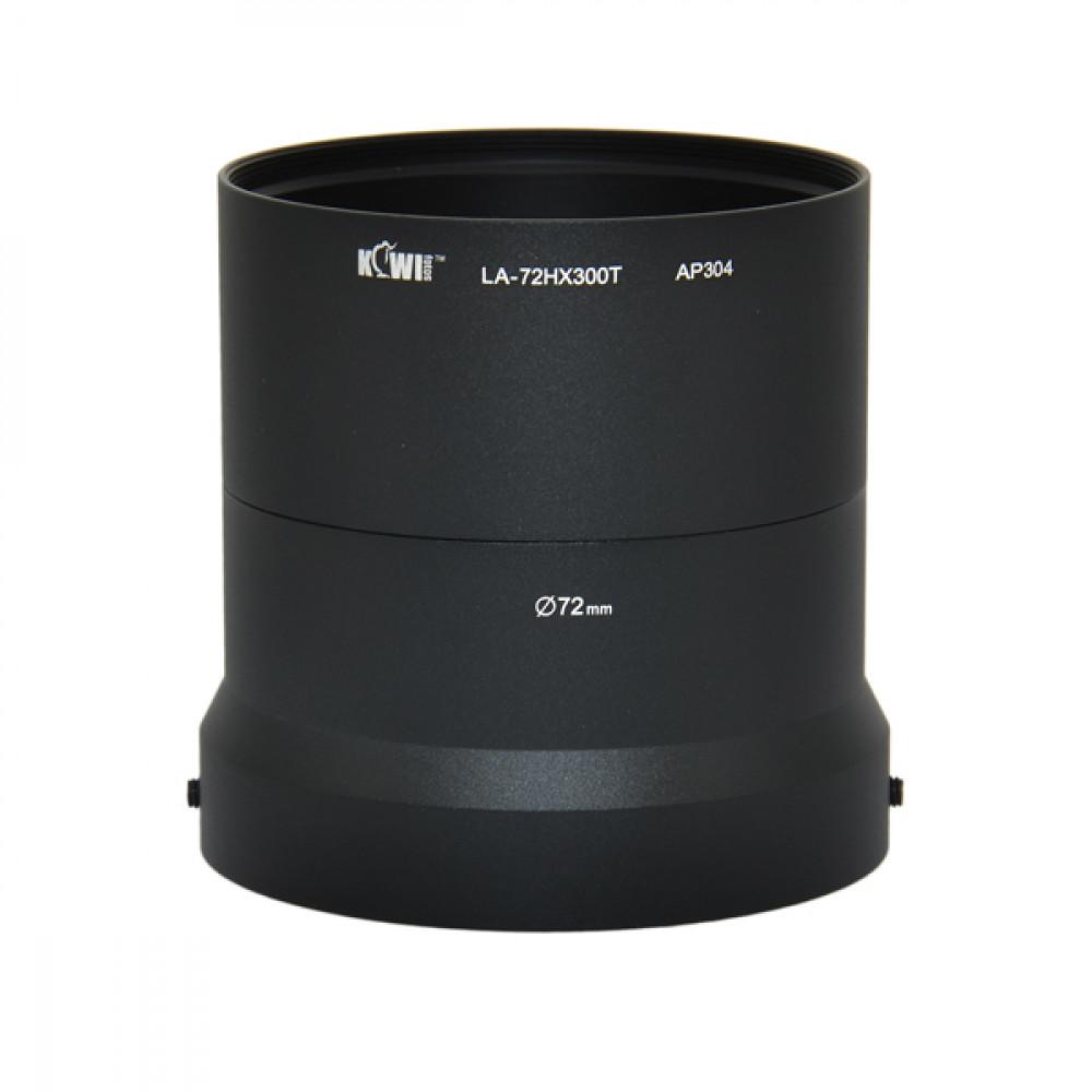Переходное кольцо Kiwifotos LA-72HX300T для Sony DSC-HX