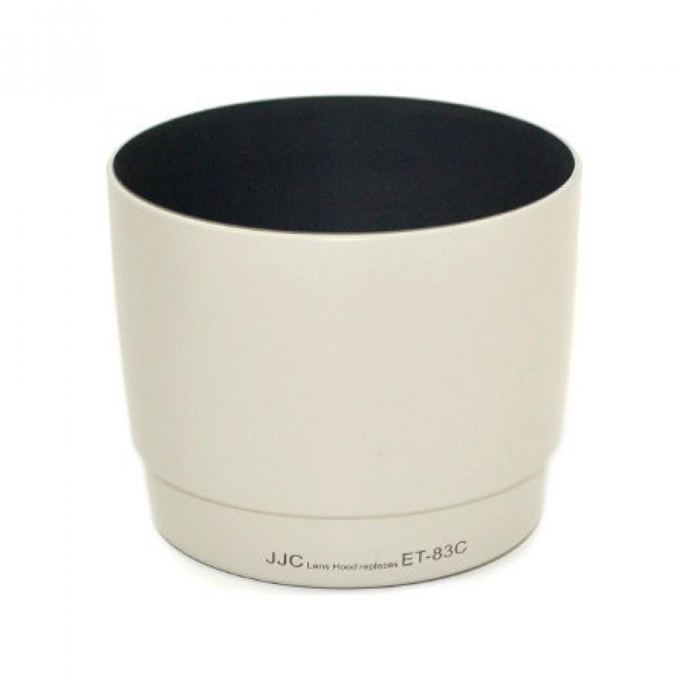 Бленда JJC LH-83C White для объектива Canon EF 100-400mm f/4.5-5.6L IS USM