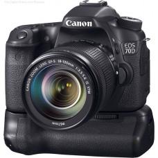 Батарейные ручки Canon BG-E14 [Canon 70D]