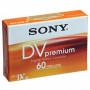 Видеокассета Sony MiniDV DVM 60ME Premium