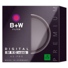 Светофильтр B+W Schneider MRC-Nano Clear 010M XS-PRO Digital 49 mm UV