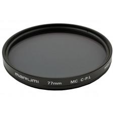 Светофильтр Marumi MC C-PL 77mm