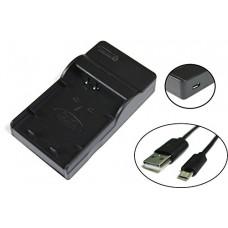 Зарядное устройства Digital DC-K5 FV/FH/FP-50\70\100 Micro USB
