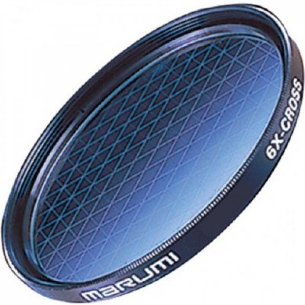 Лучевой Фильтр Marumi 6x cross 67mm