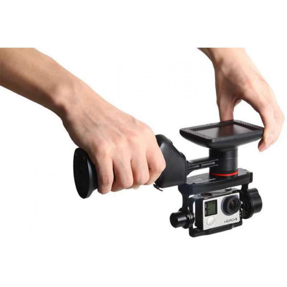 WenPod GP1+ стабилизатор для Экшн-камеры