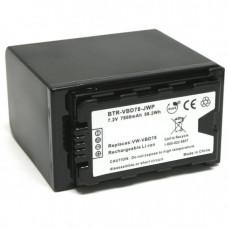 Аккумулятор Panasonic VW-VBD78 аналог от Digital