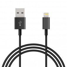 Кабель для iphone 5/6/6S Black High Speed USB Cable Premium