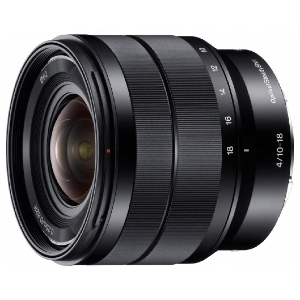 Объектив Sony E 10-18mm f/4 OSS (SEL-1018)