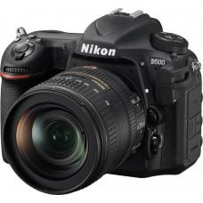 Фотоаппарат Nikon D500 Kit 16-80 mm VR