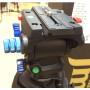 Штатив Jmary Professional Video Tripod PH20+LF85  [86\182CM] Максимальная нагрузка 10 кг