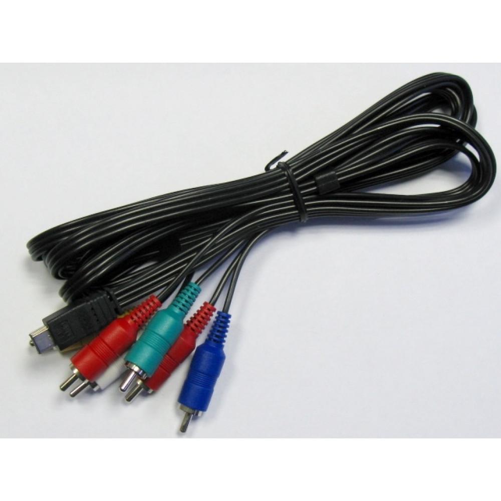 Кабель AV Multi Cable for Panasonic K1HY12YY0012 (HDC-HS60 HS80 SD800 HC-V500 HC-X800 HC-X900 SD900 HDC-TM80)