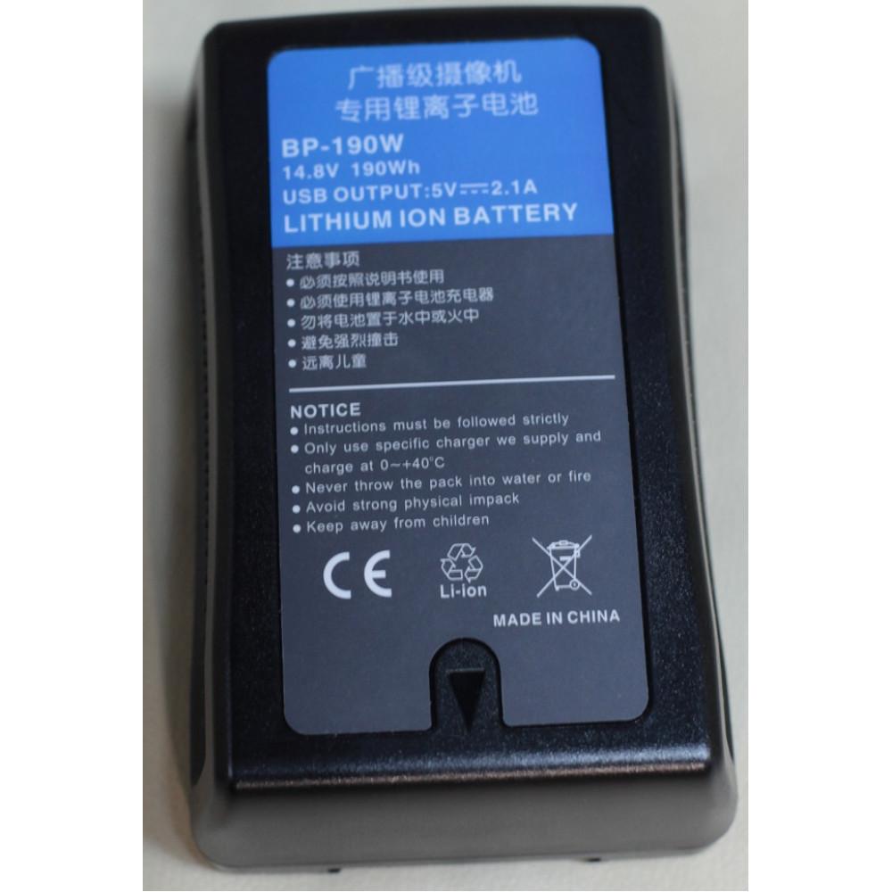 Аккумулятор для видеокамера sony Digital BP-190WS