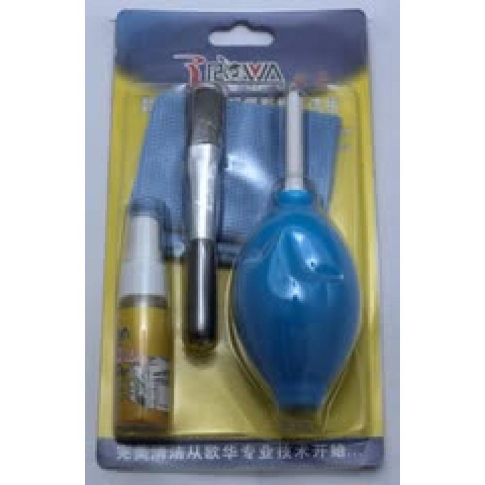 ROWA Cleaning Kit  4-in-1 для очистки оптики набор