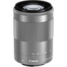 Объектив Canon EF-M 55-200mm f4.5-6.3 IS STM