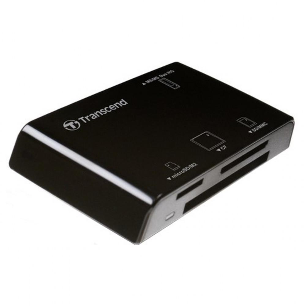 USB card reader Transcend TS-RDP8K  All in 1 Multi Card Reader/Writer (USB2.0) RDF8