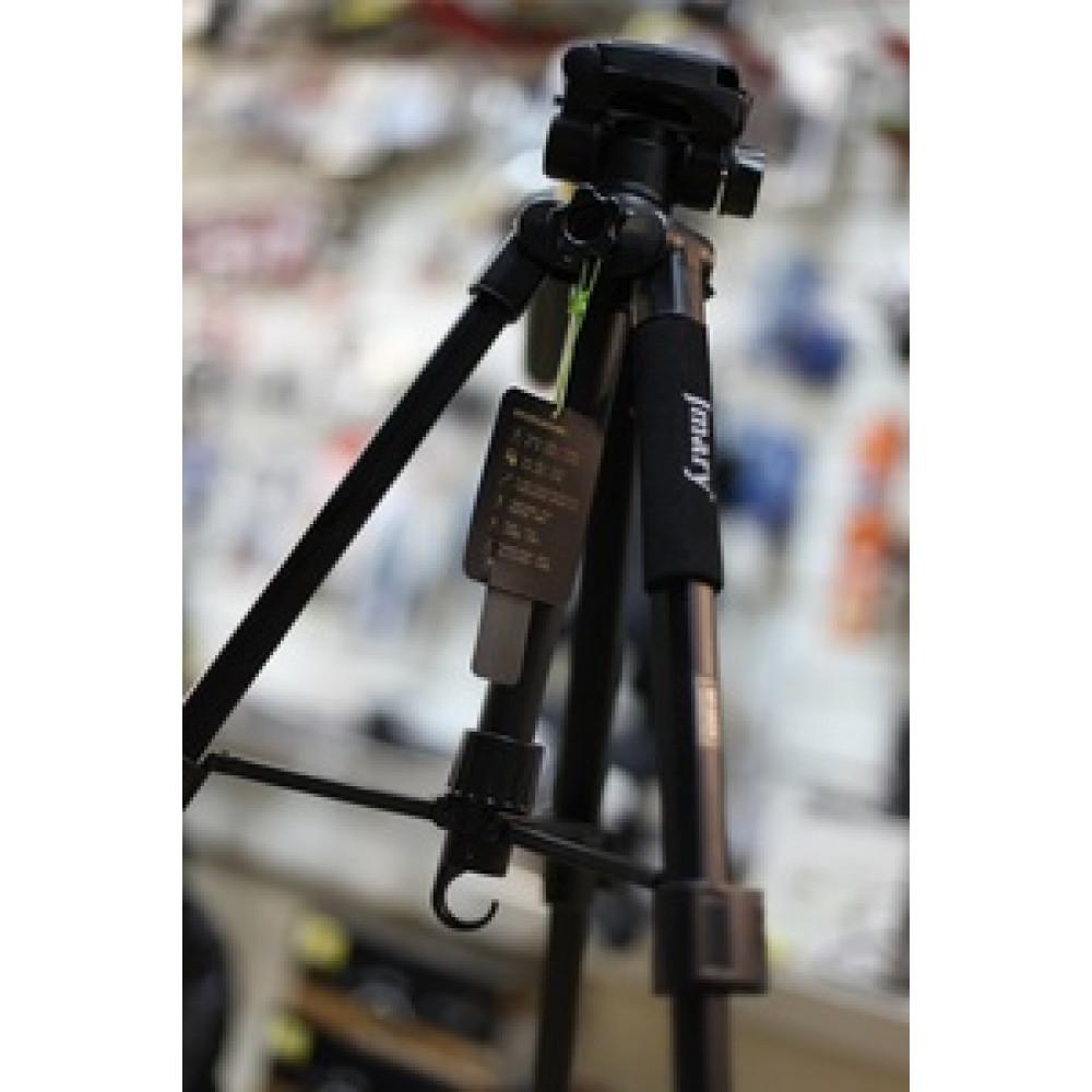 Штатив Jmary KP-2264 Black [57 /176CM] Максимальная нагрузка 4 кг