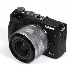 Фотоаппарат Canon EOS M3 EF-M15-45 IS STM