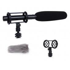 Микрофон-пушка Boya BY-PVM1000 Компактный направленный